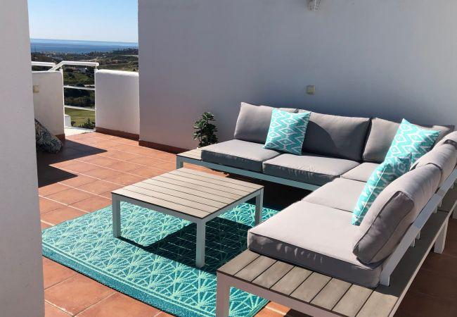 Ferienwohnung in Estepona - Réf: 2262