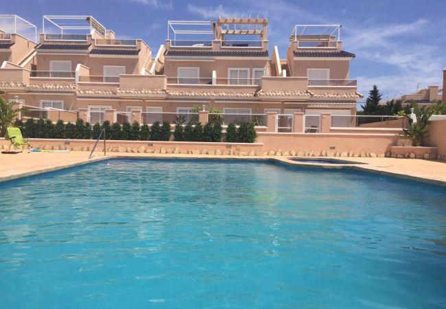 Ferienwohnung in Torre de la Horadada - REF 3027