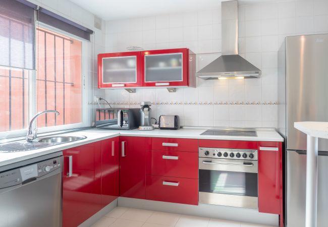 Apartment in Manilva - Réf: 2111