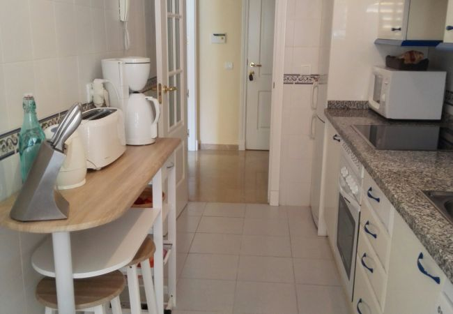 Apartment in Manilva - Réf: 2164