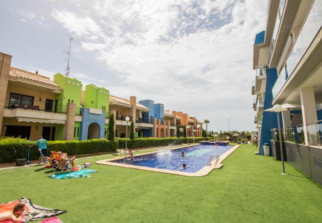 Apartment in Orihuela Costa - REF 3004