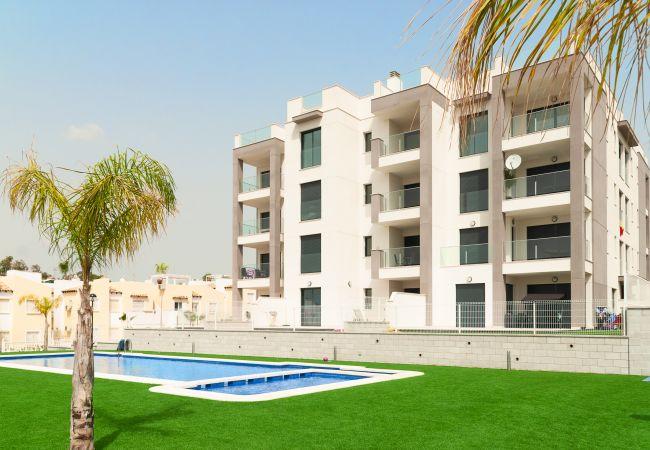 Apartment in Orihuela Costa - REF 3060