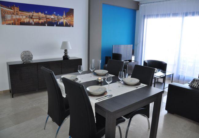 Apartamento en Manilva - Réf: 2008