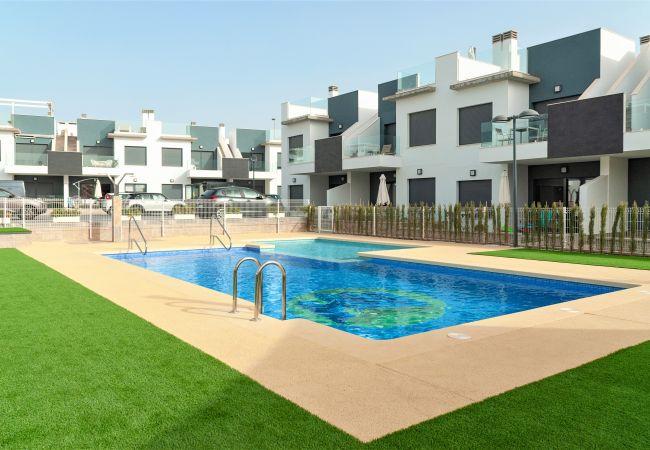 Apartamento en Pilar de la Horadada - REF 3058