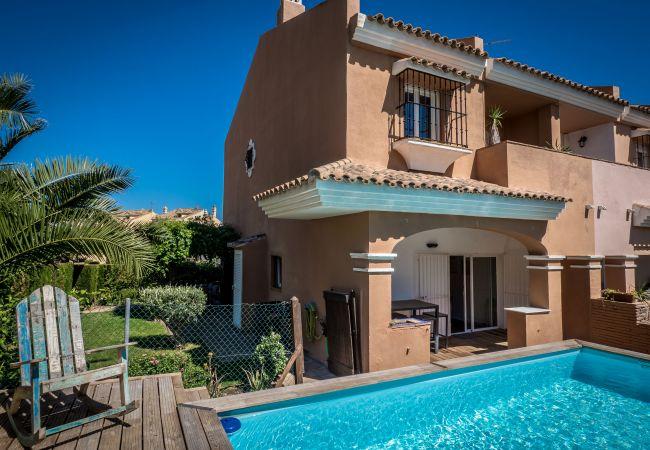 Villa à Sotogrande  - Réf: 2166