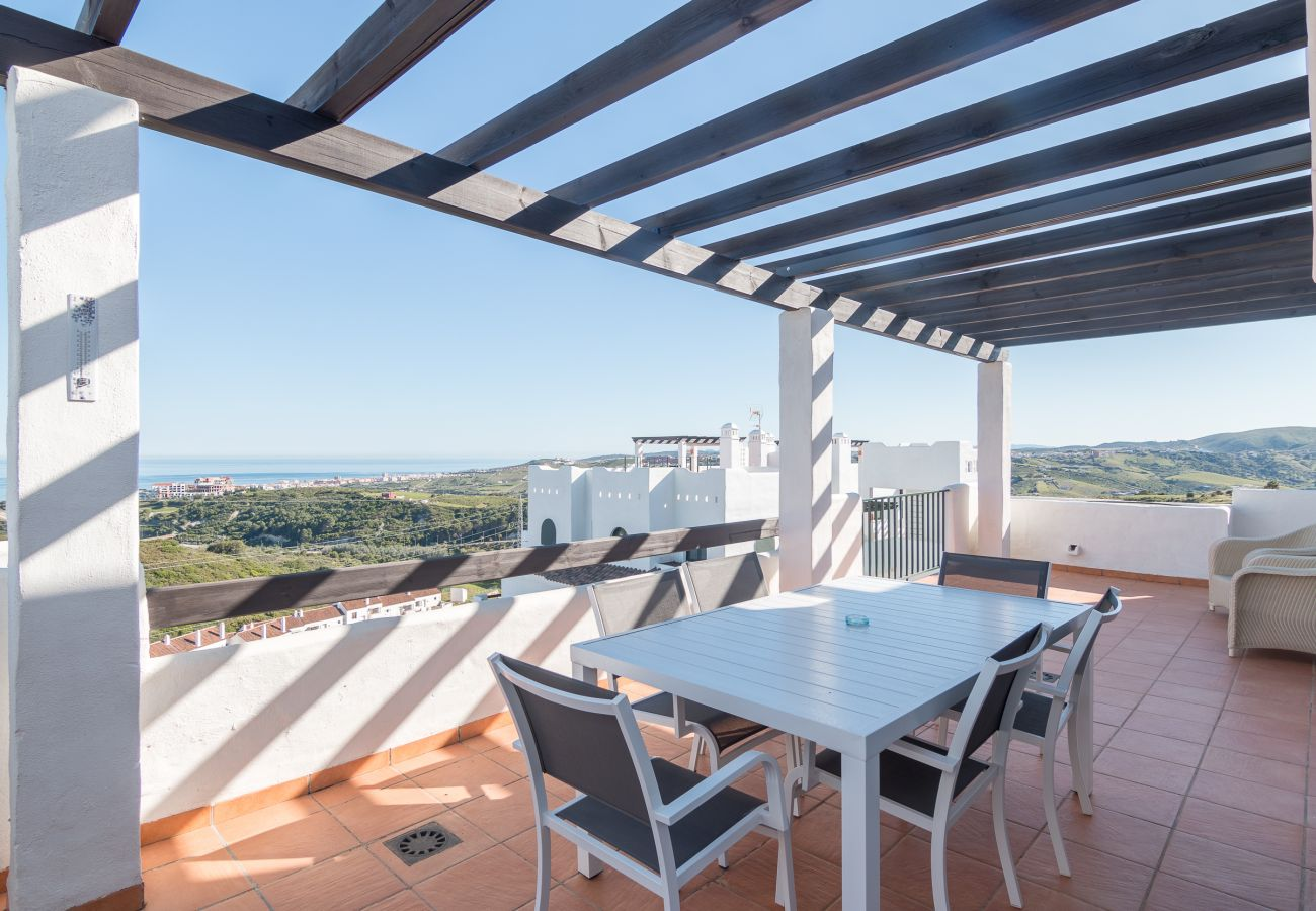 Zapholiday - 2186 - location appartement Casares - terrasse