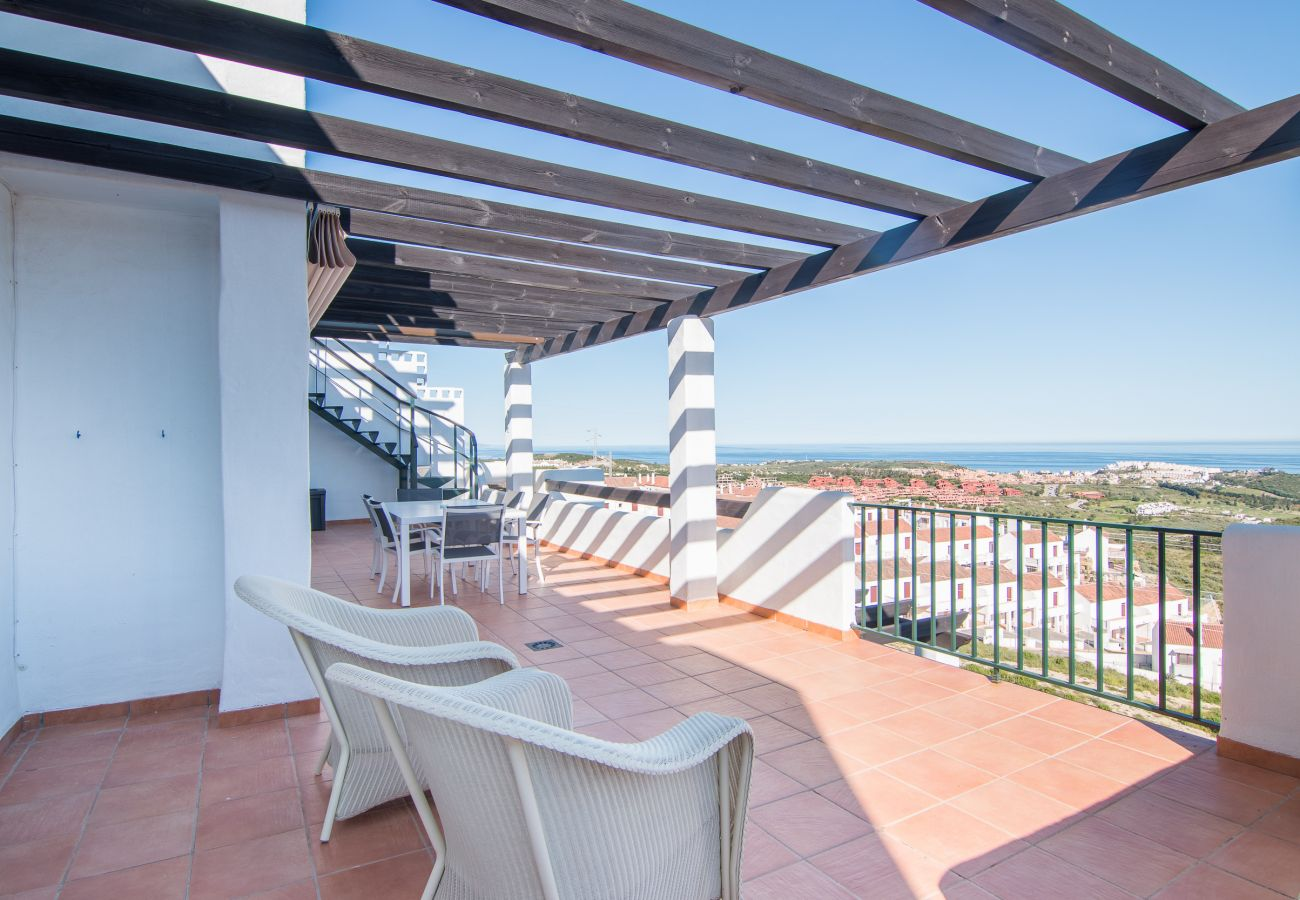 Zapholiday - 2186 - location appartement Casares - vue mer