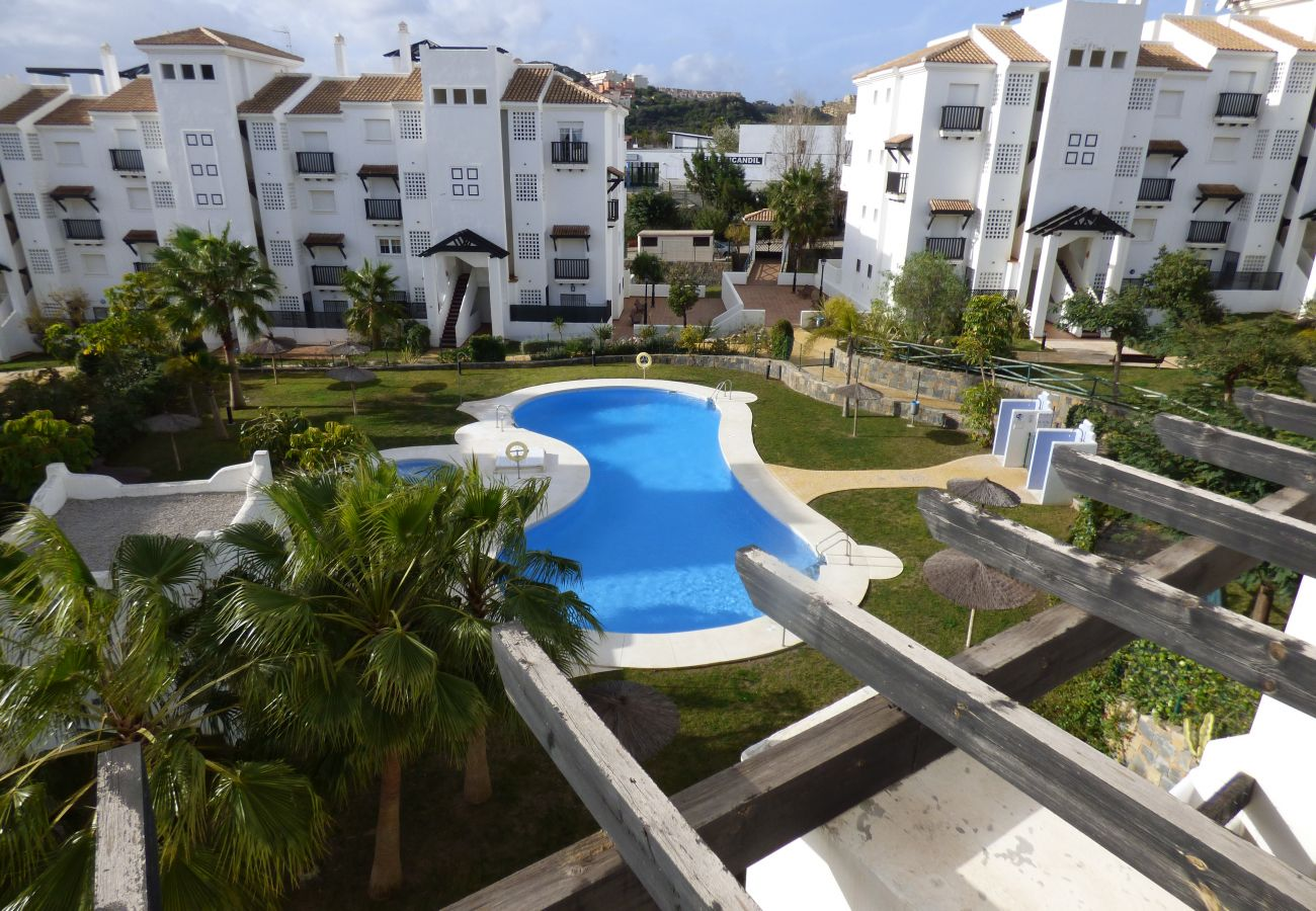 Zapholiday - 2189 - location appartement Sabinillas - Piscine