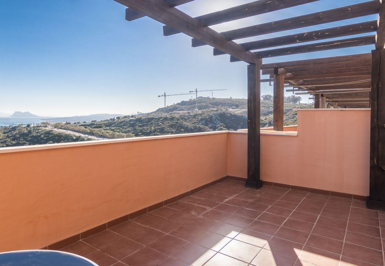 Zapholiday – 2020 – Location appartement Manilva - terrasse