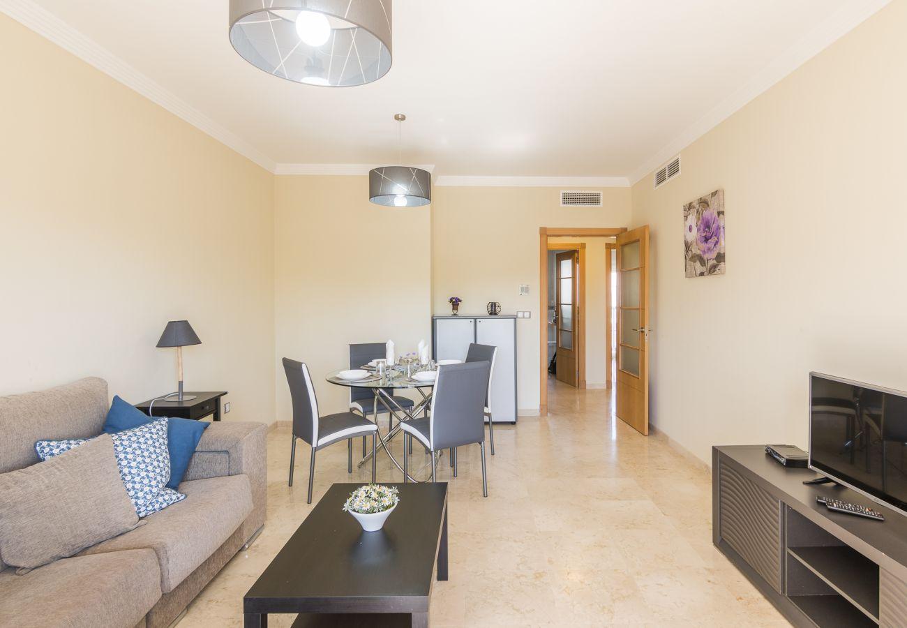 Zapholiday – 2197 – Location appartement Manilva - salon