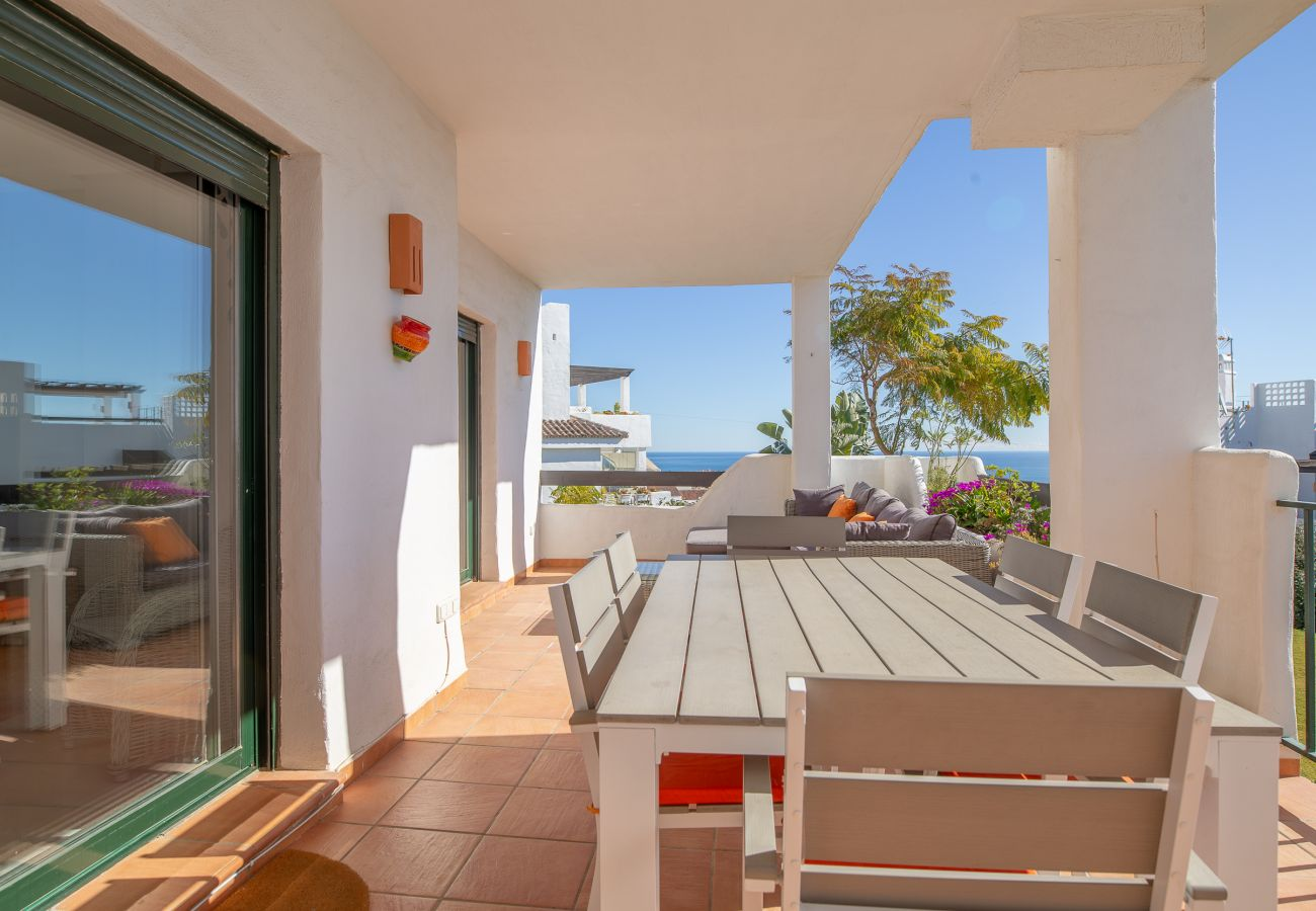 Zapholiday - 2193 - location appartement Casares - vue mer