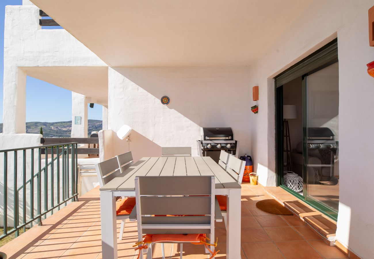 Zapholiday - 2193 - location appartement Casares - terrasse