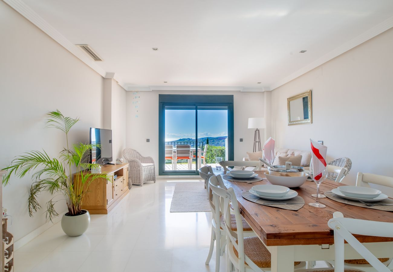 Zapholiday - 2193 - location appartement Casares - salon