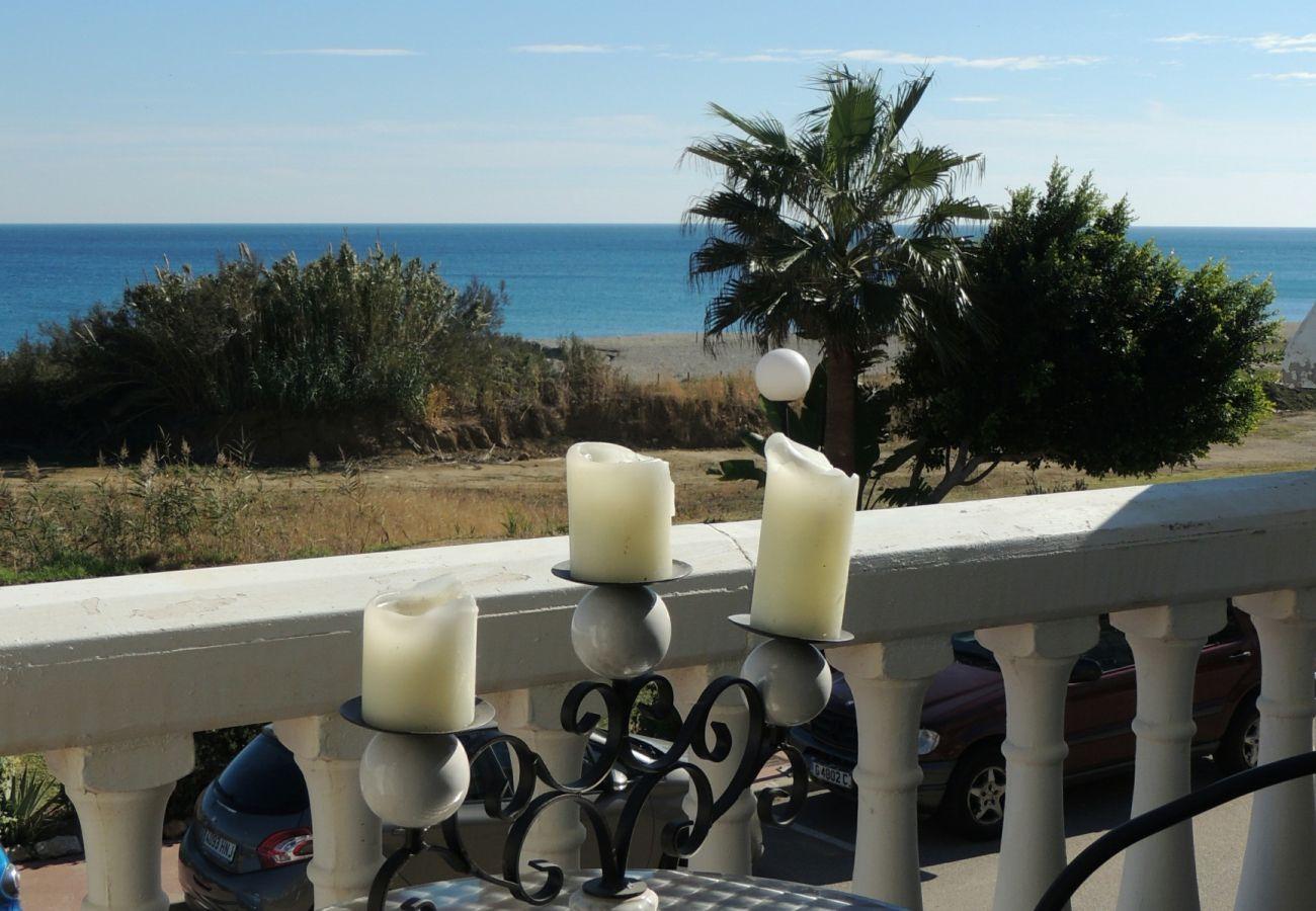 Zapholiday – 2203 – Location vacances villa Manilva - plage