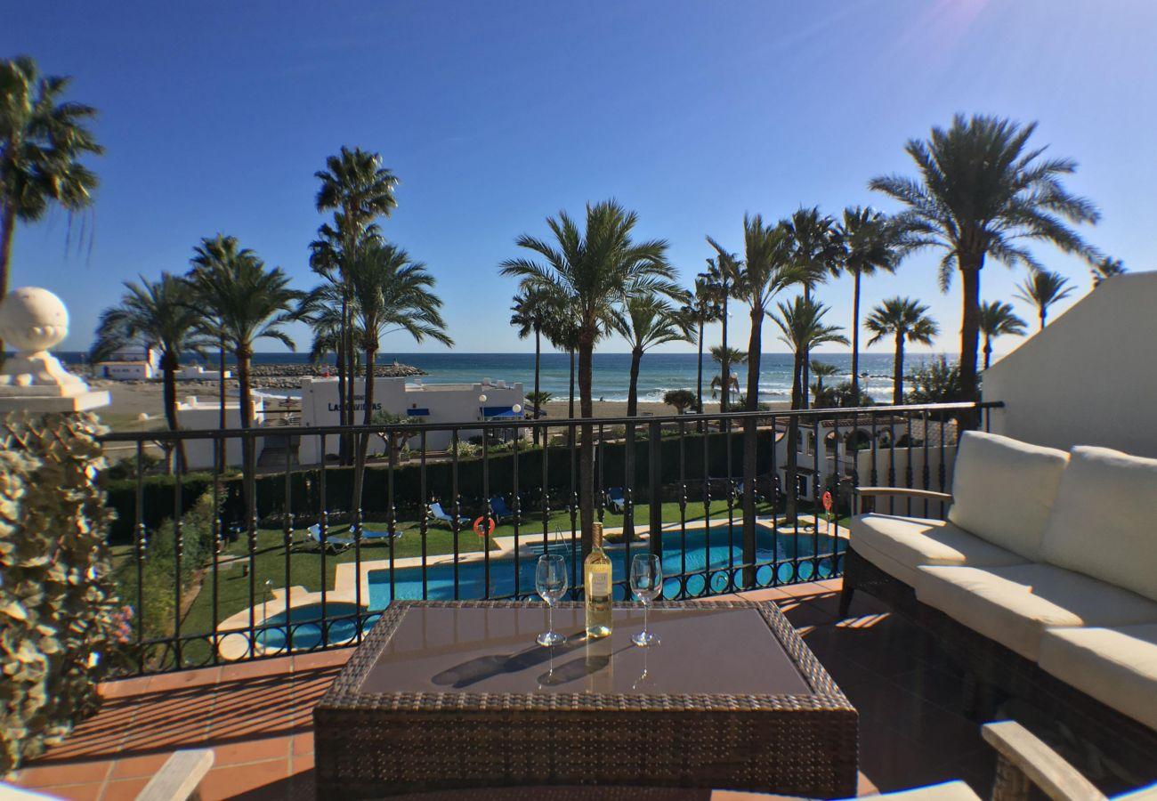 Zapholiday – 2204 – Appartement de vacances Duquesa - vue mer