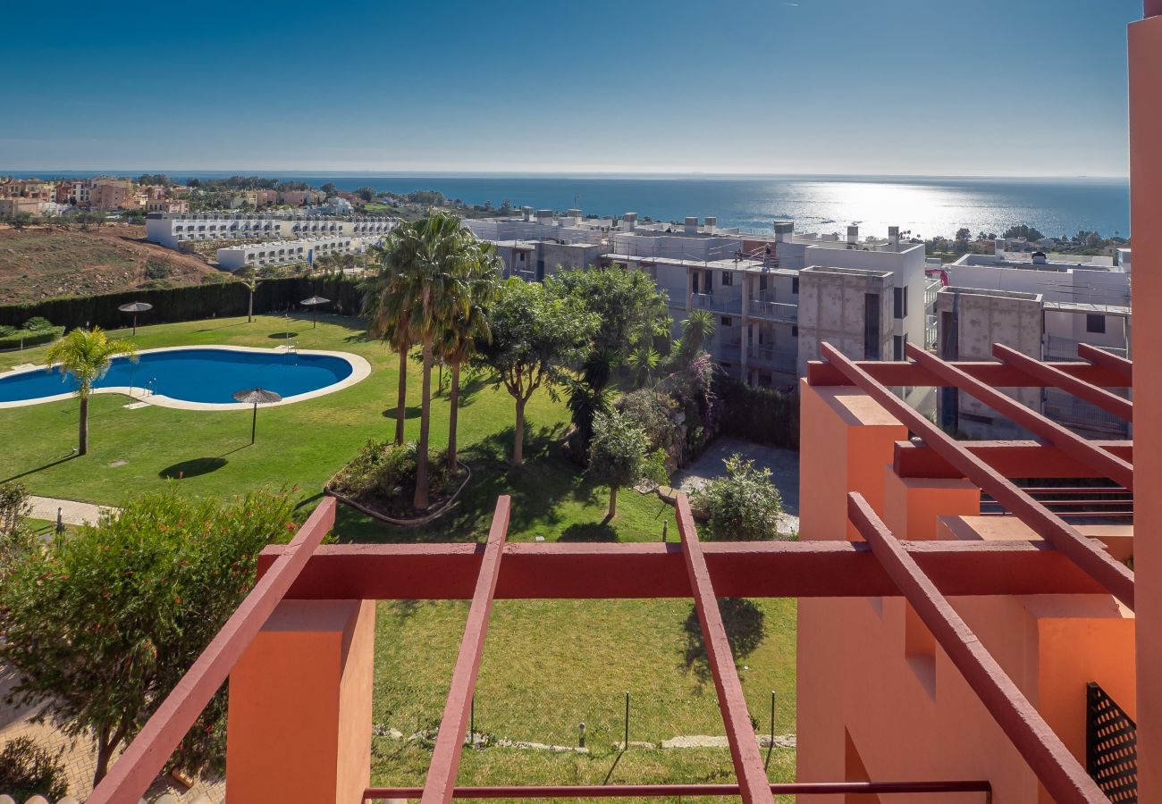 Zapholiday – 2205 – Location appartement Manilva - piscine