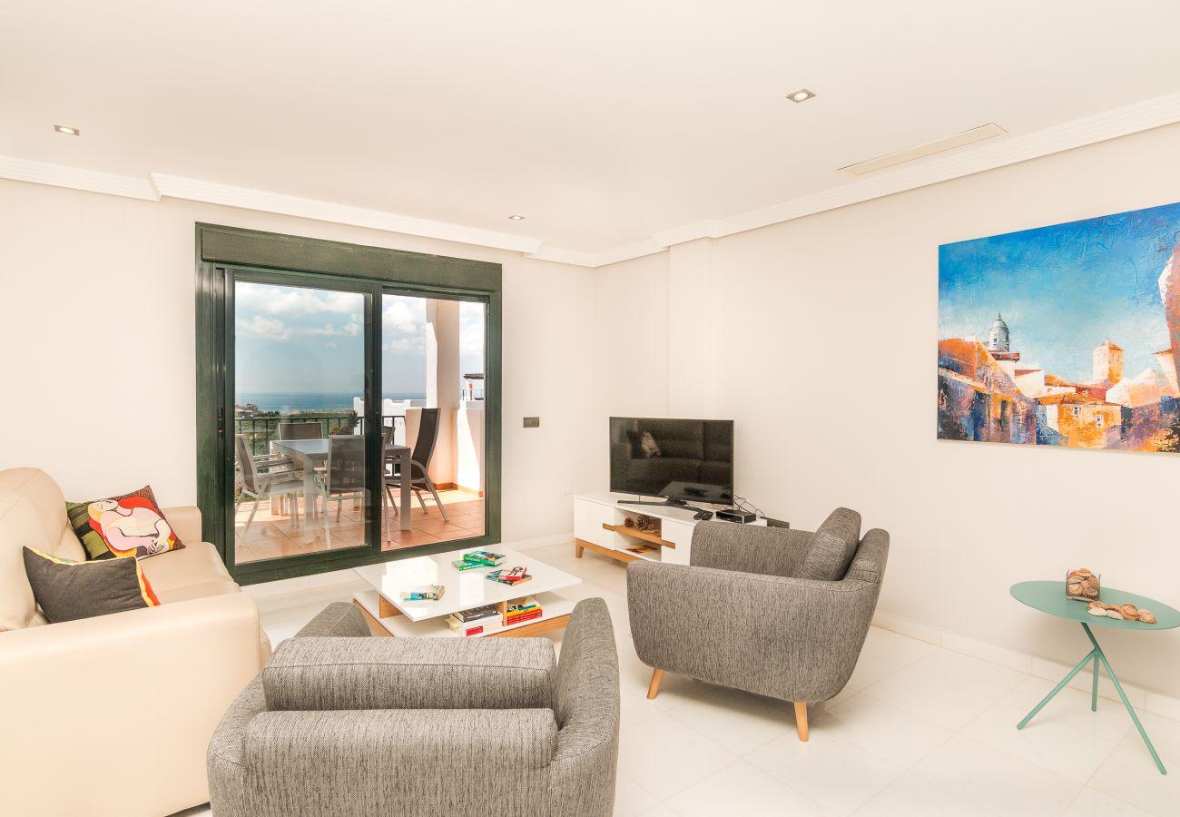 Zapholiday - 2207 - location appartement Casares - salon