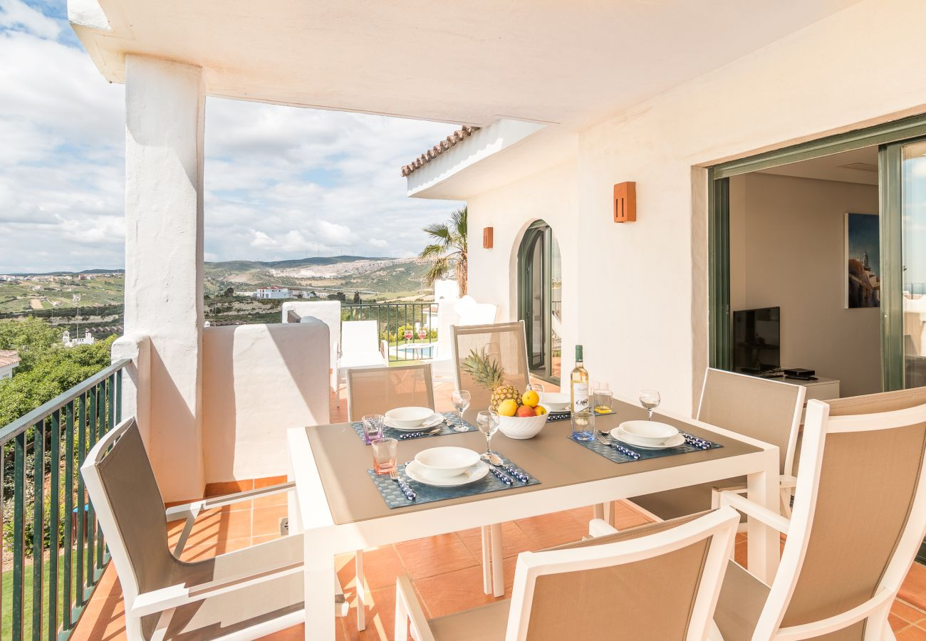 Zapholiday - 2207 - location appartement Casares - terrasse