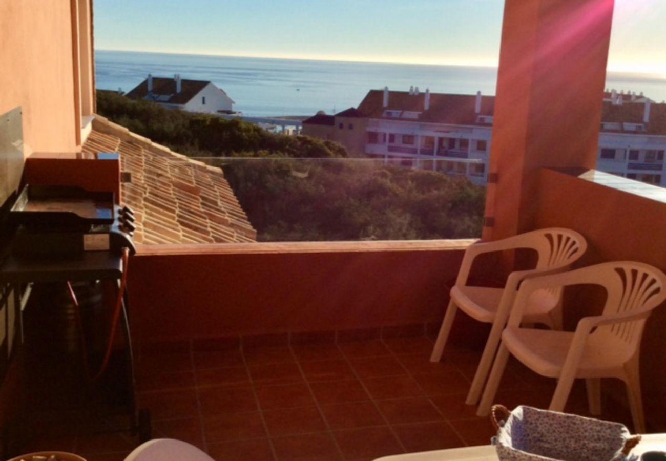 Zapholiday - 2208 - Appartement de vacances La Duquesa - barbecue