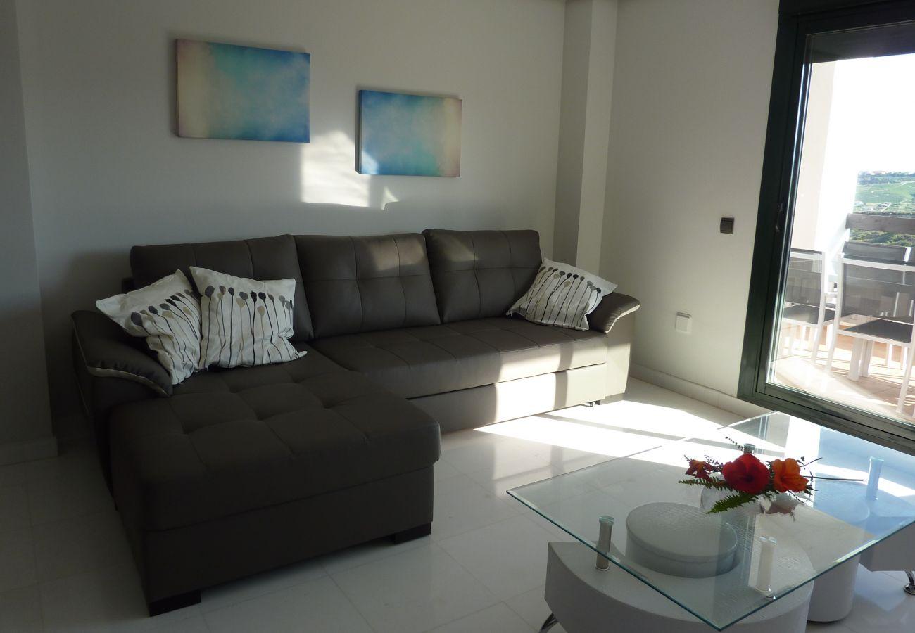 Zapholiday - 2215 - location appartement Casares - salon