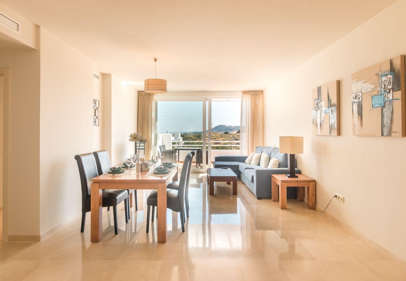 Zapholiday - 2214 - Appartement de vacances Estepona - salon