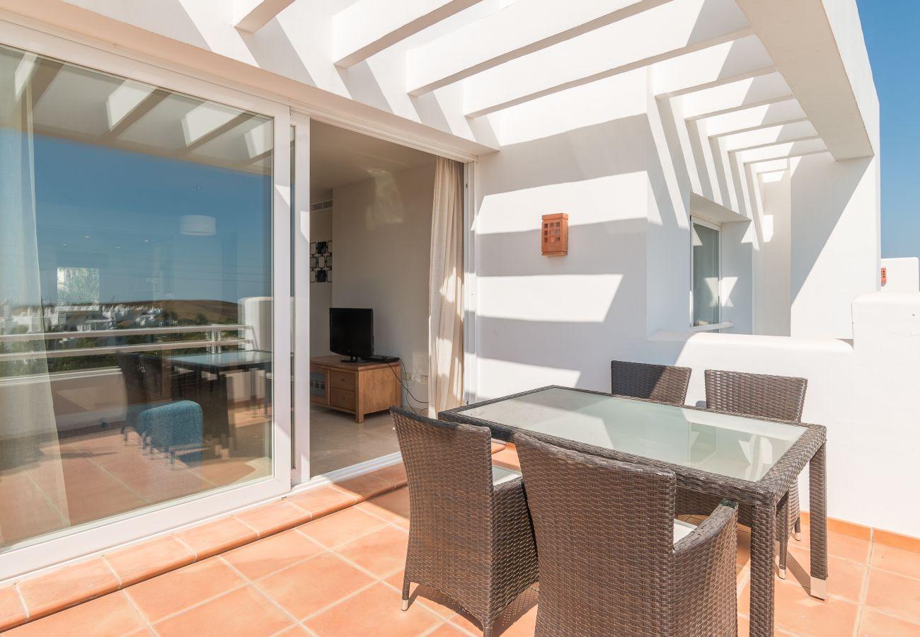 Zapholiday - 2214 - Appartement de vacances Estepona - terrasse