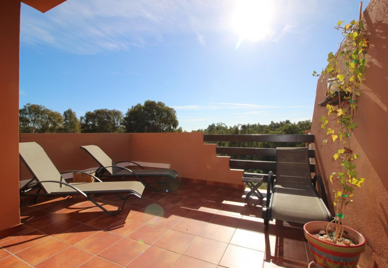 Zapholiday - 2231 - location appartement Casares - terrasse
