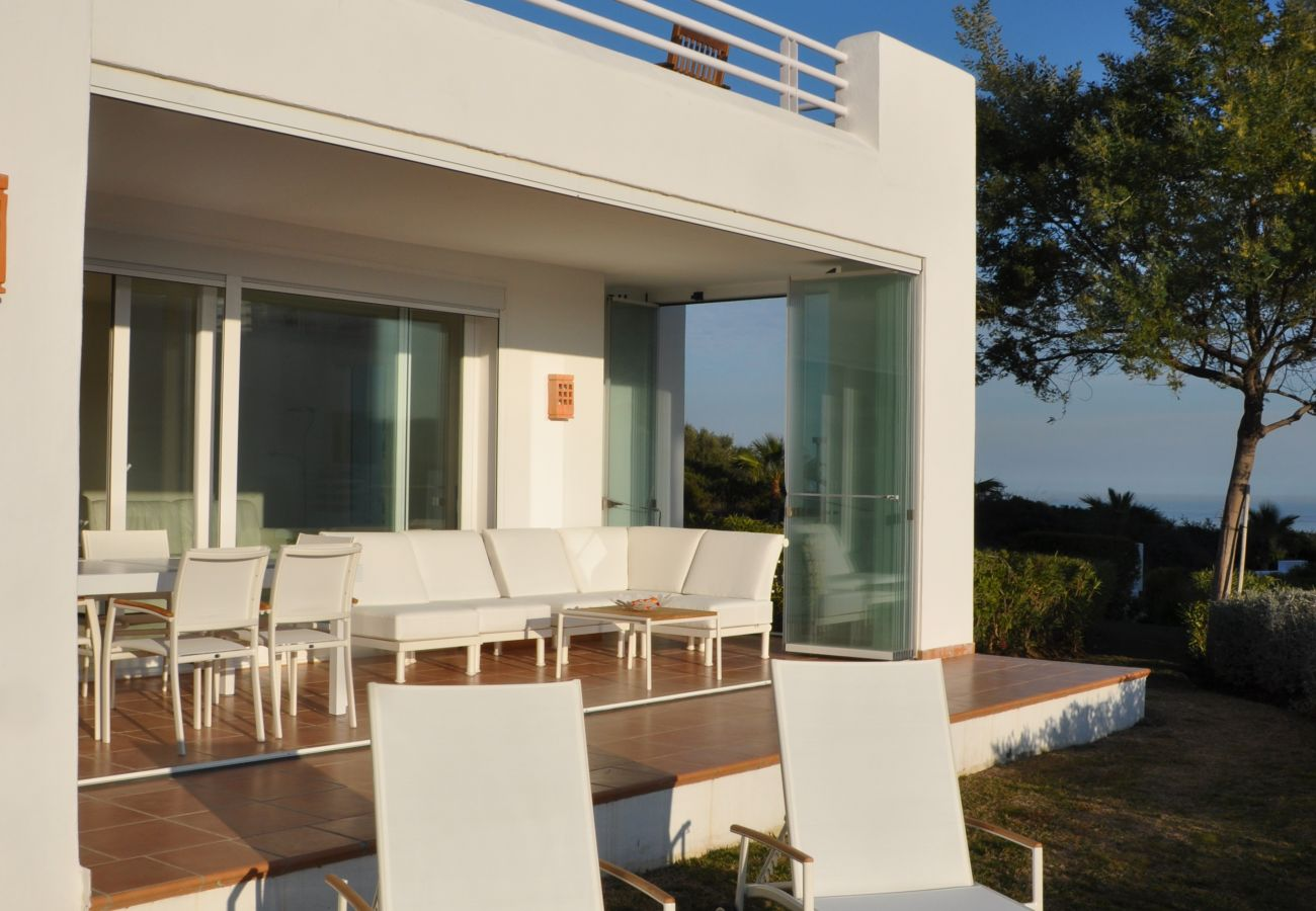 Zapholiday - 2221 - Appartement de vacances Estepona - terrasse