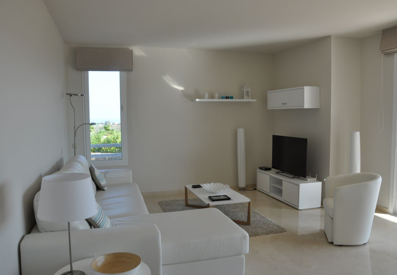 Zapholiday - 2221 - Appartement de vacances Estepona - salon