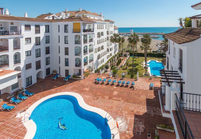 Zapholiday – 2233 – Appartement de vacances Duquesa - vue mer