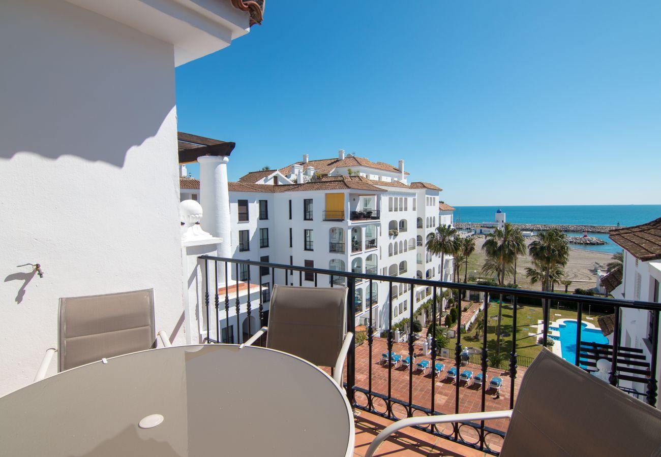 Zapholiday – 2233 – Appartement de vacances Duquesa - terrasse