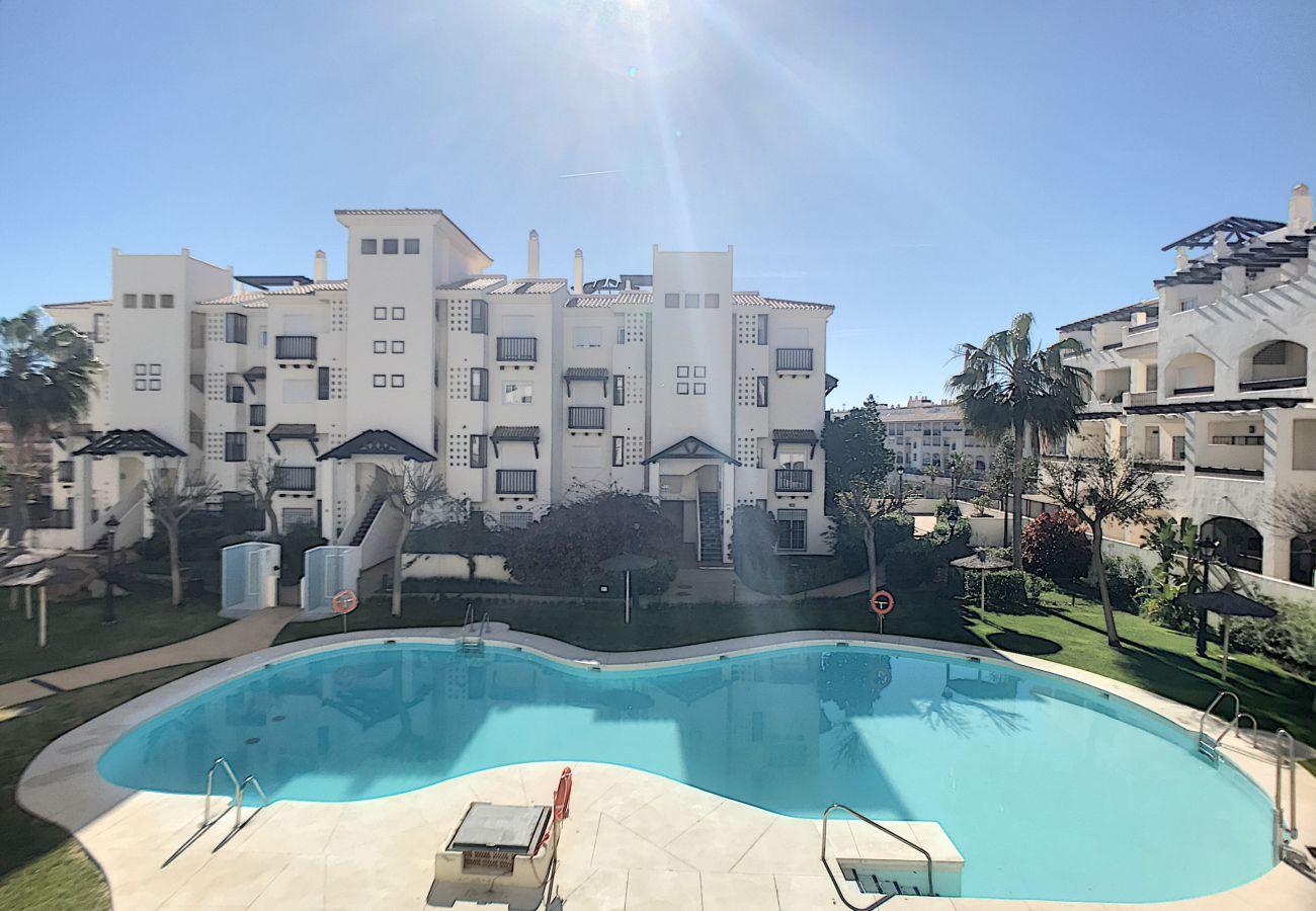 Zapholiday – 2239 – Appartement de vacances Duquesa - piscine