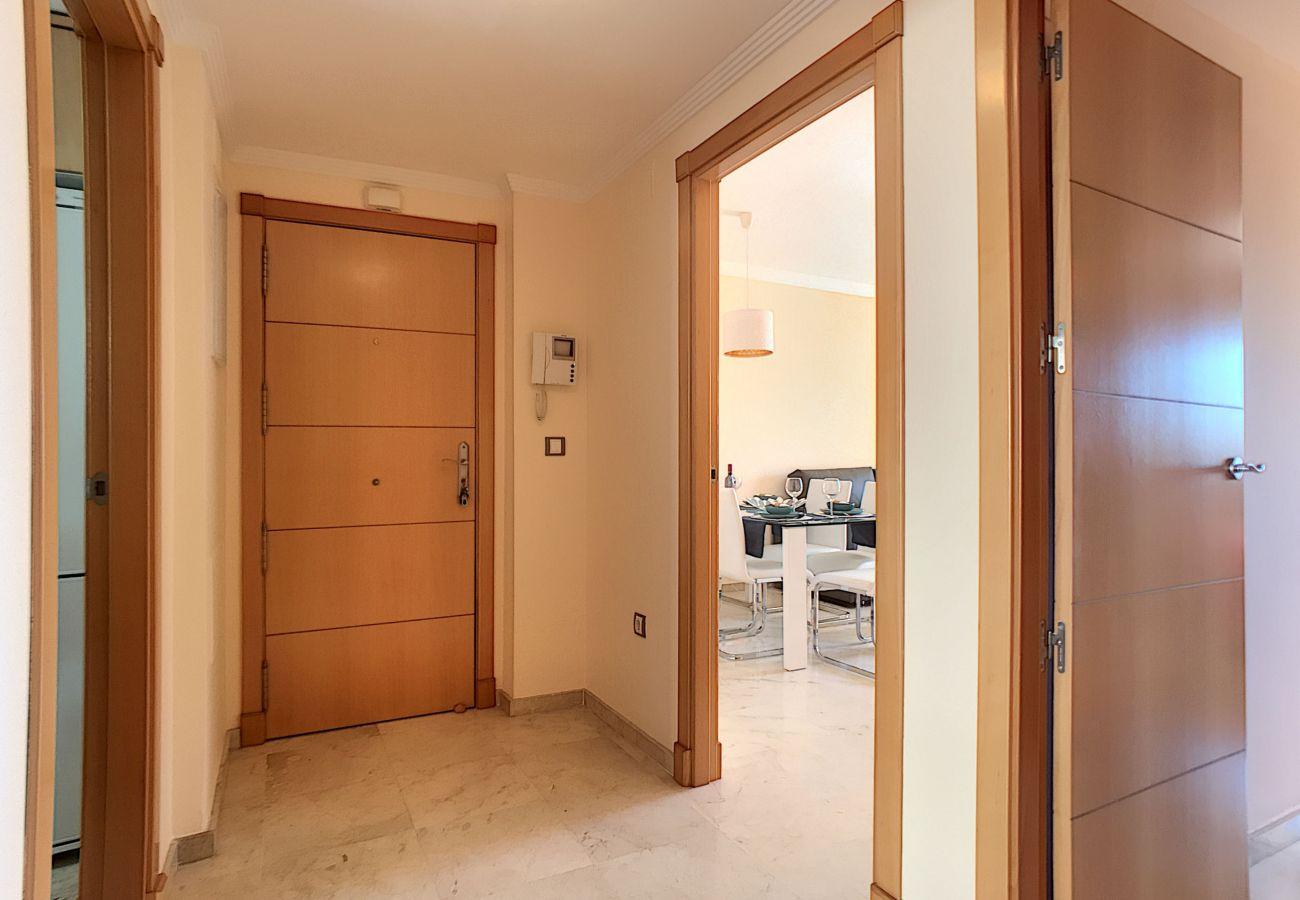 Zapholiday – 2239 – Appartement de vacances Duquesa - salon