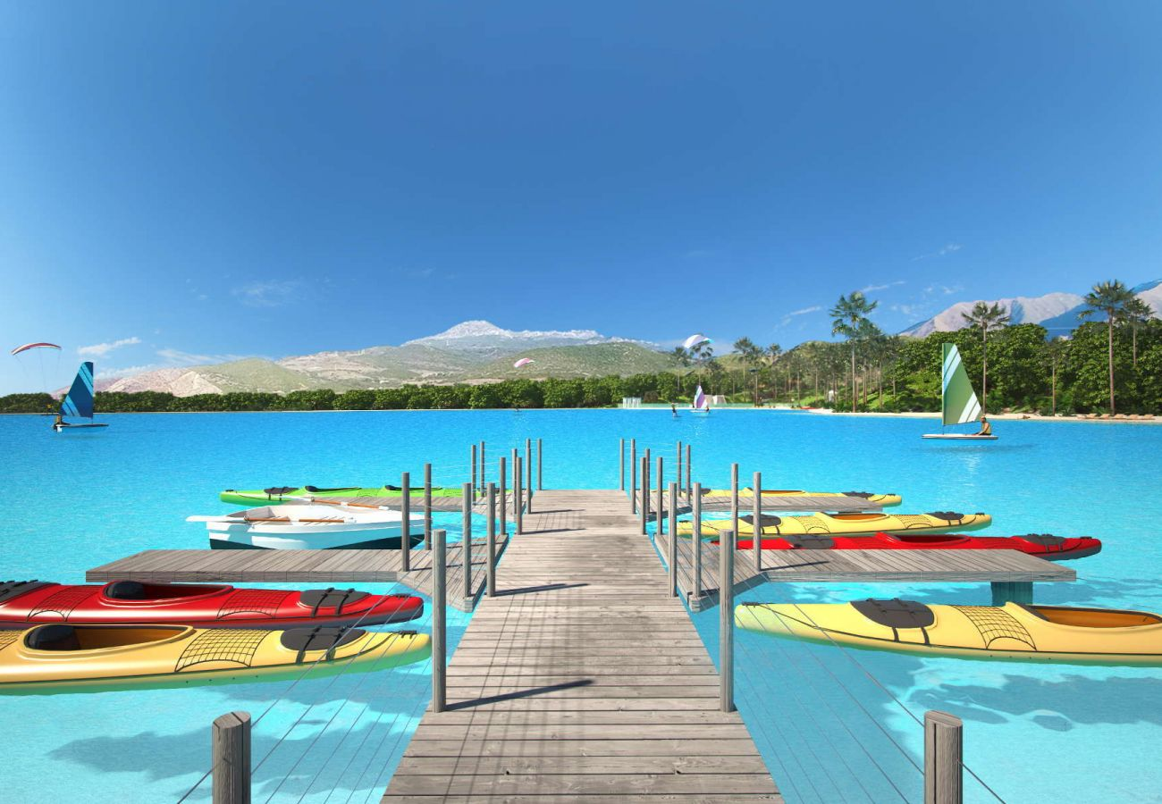 Zapholiday - 2237 - Appartement de vacances Estepona - plage
