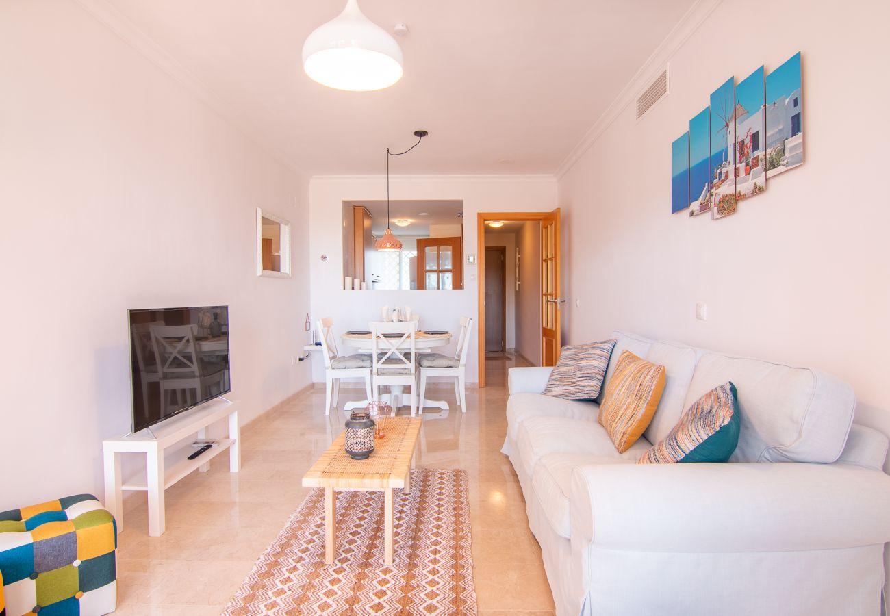 Zapholiday - 2243 - location appartement Manilva - salon