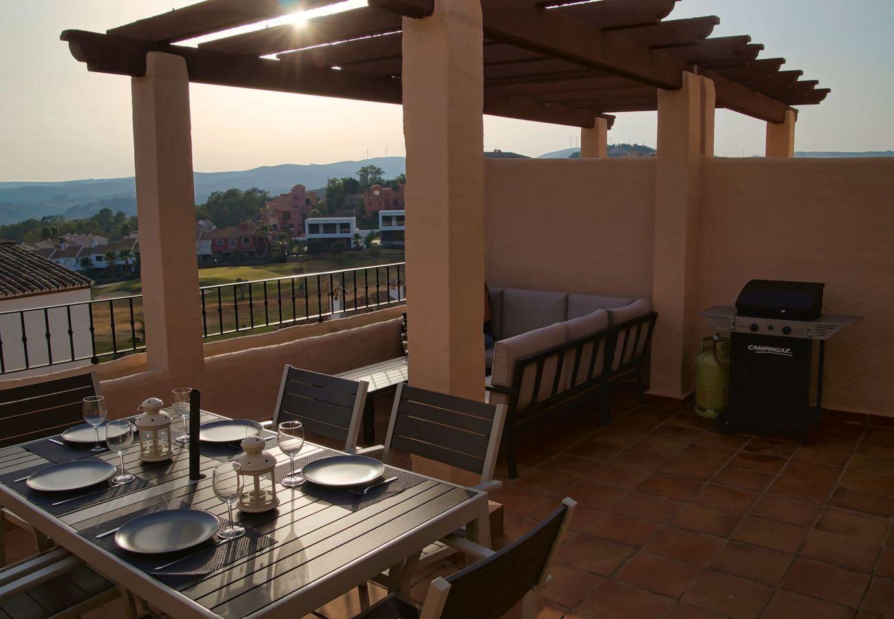 Zapholiday - 2247 - location appartement Manilva - terrasse