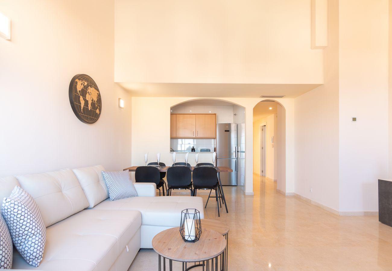 Zapholiday - 2247 - location appartement Manilva - salon