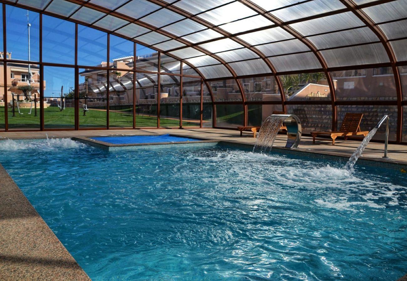 Zapholiday  –  3049  -  appartement Punta Prima, Costa Blanca  –   piscine