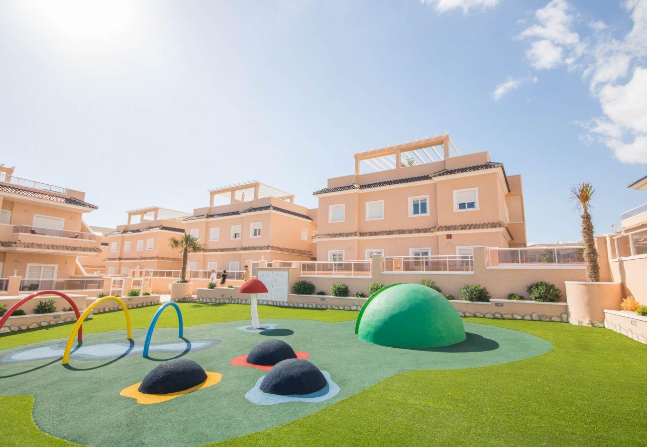 Appartement à Orihuela Costa - 3049 Vista Azul Spa 3049