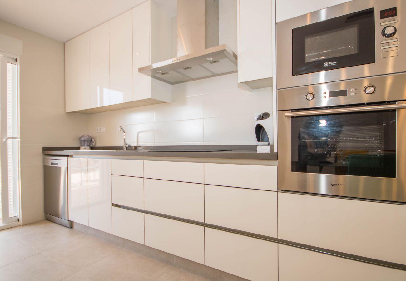 Zapholiday  –  3049  -  appartement Punta Prima, Costa Blanca  – cuisine
