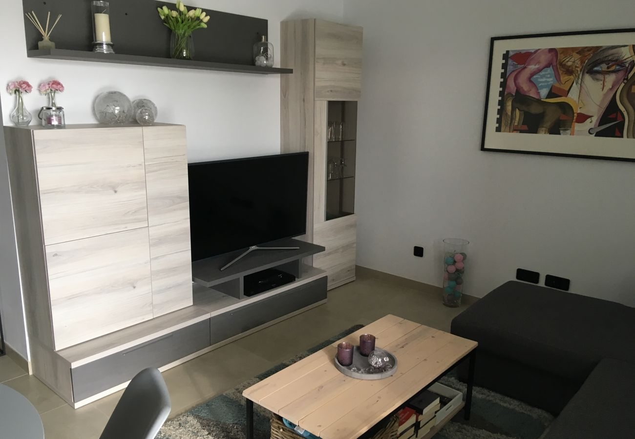 Zapholiday  -  3055  -  Appartement Orihuela Costa, Costa Blanca  –  salon