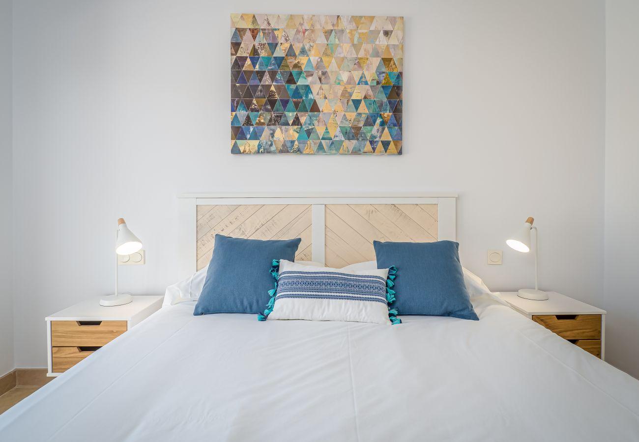 Zapholiday – 2290 - location appartement la Duquesa  , Costa del Sol – chambre