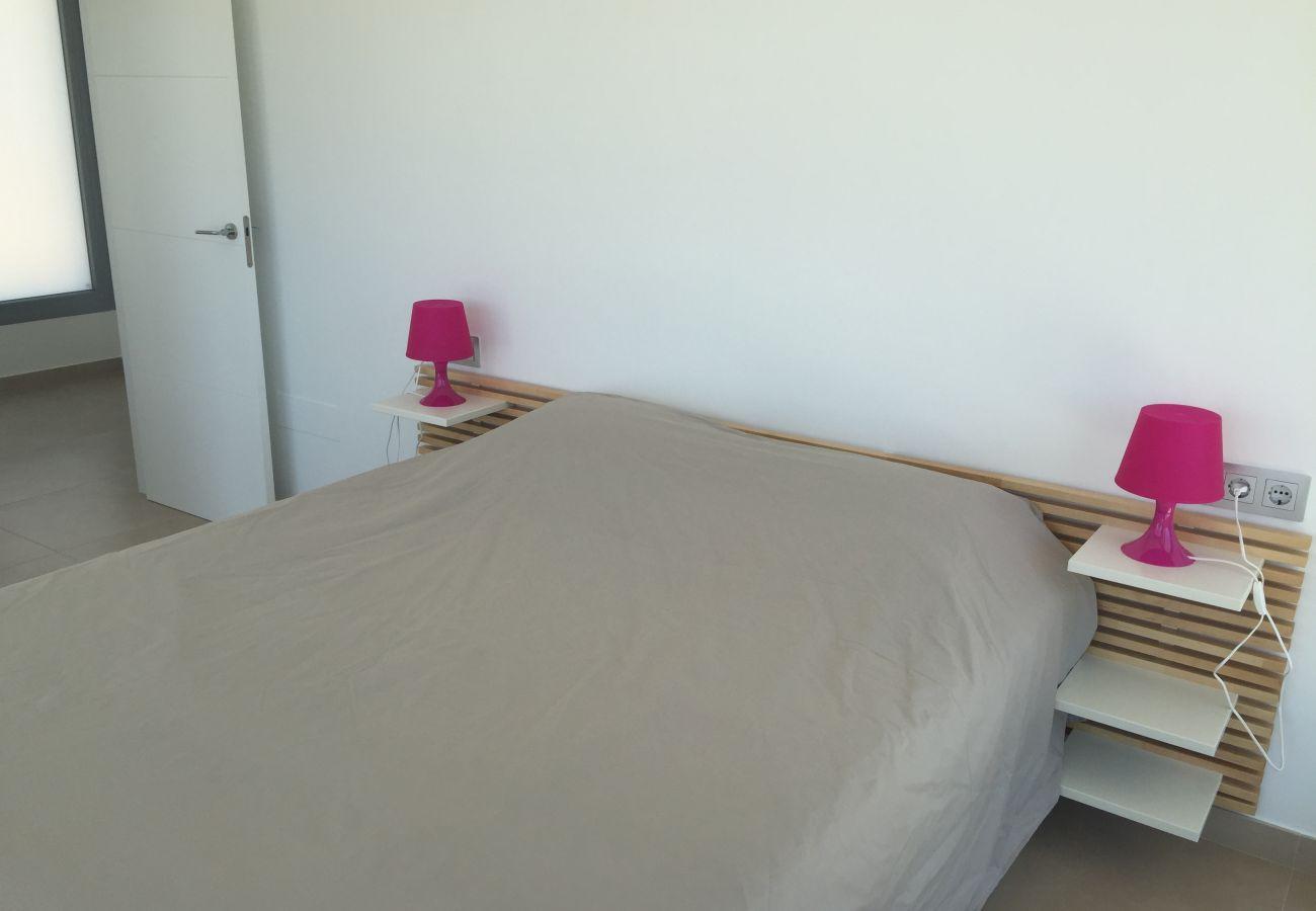 Zapholiday – 3018  - villa Orihuela , Alicante - chambre à coucher