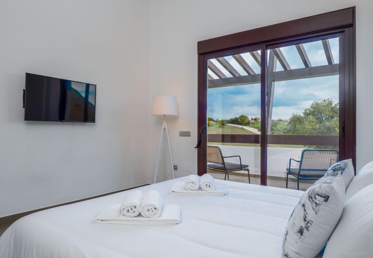 Zapholiday – 2301  - Villa Estepona, Costa del Sol –  chambre